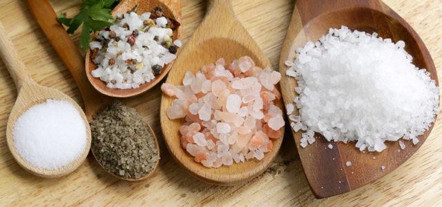 Salz Spezialitäten